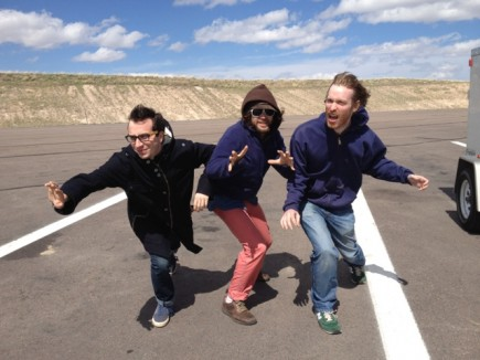 Extreme Wind Gusts Force a Pit Stop in Wyoming